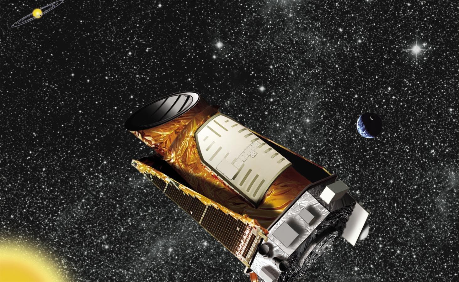 Keplertelescoop