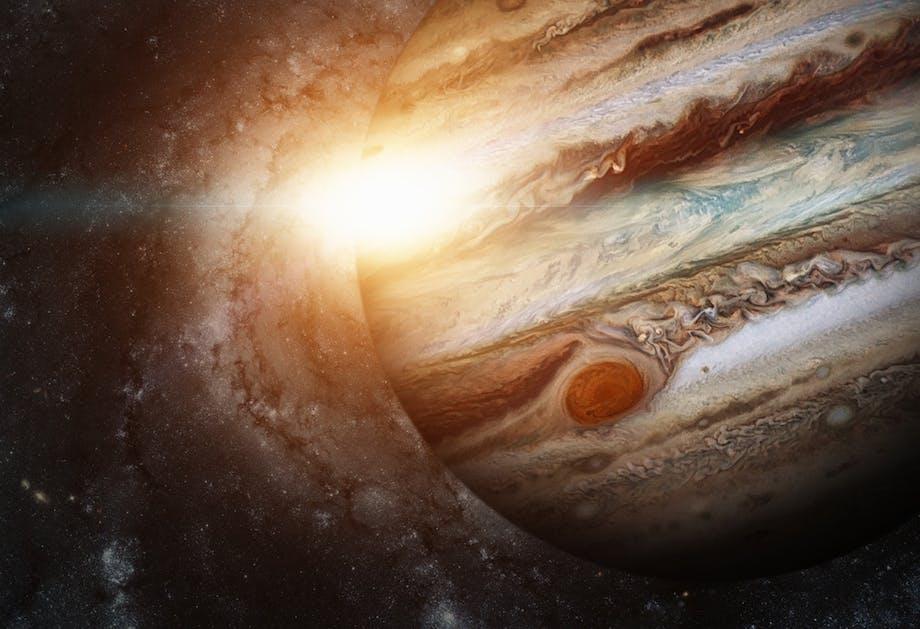 Planeetta Jupiter