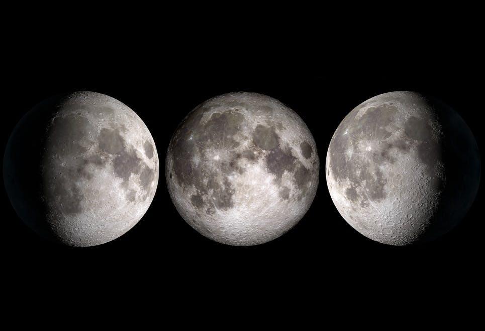 Månefasene