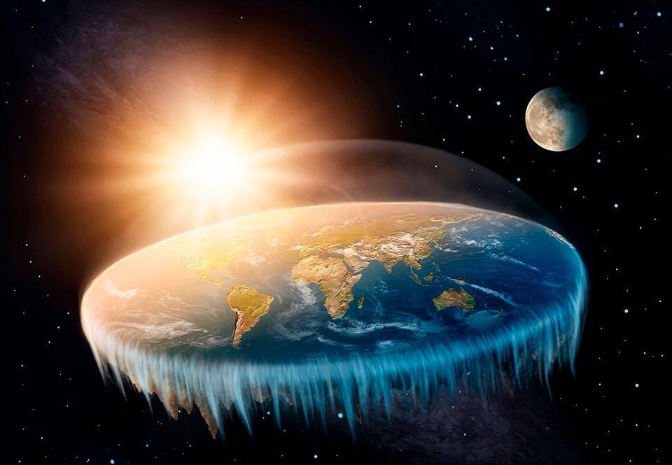 Nej! Jorden er ikke flad | Illvid.dk