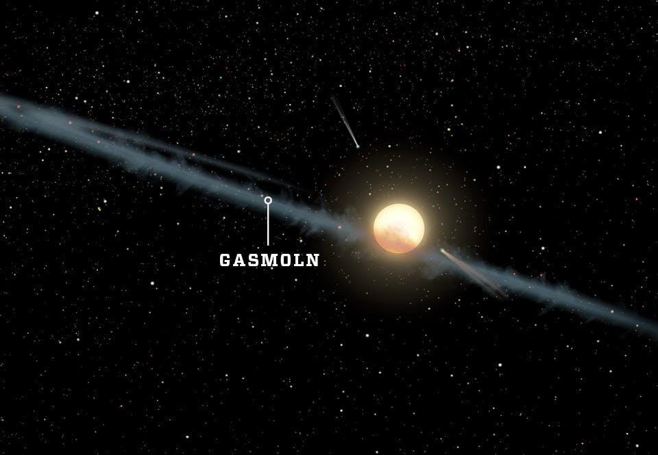 Stjärnan KIC 8462852