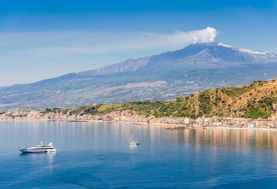 Vulkaner i Europa