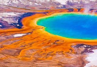 Supervulkaan Yellowstone
