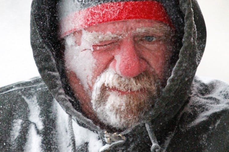 Kylmyys voi tappaa