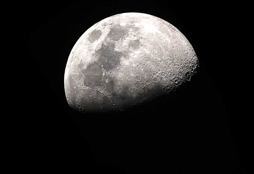 Afbeeldingsresultaat voor De maan had een atmosfeer