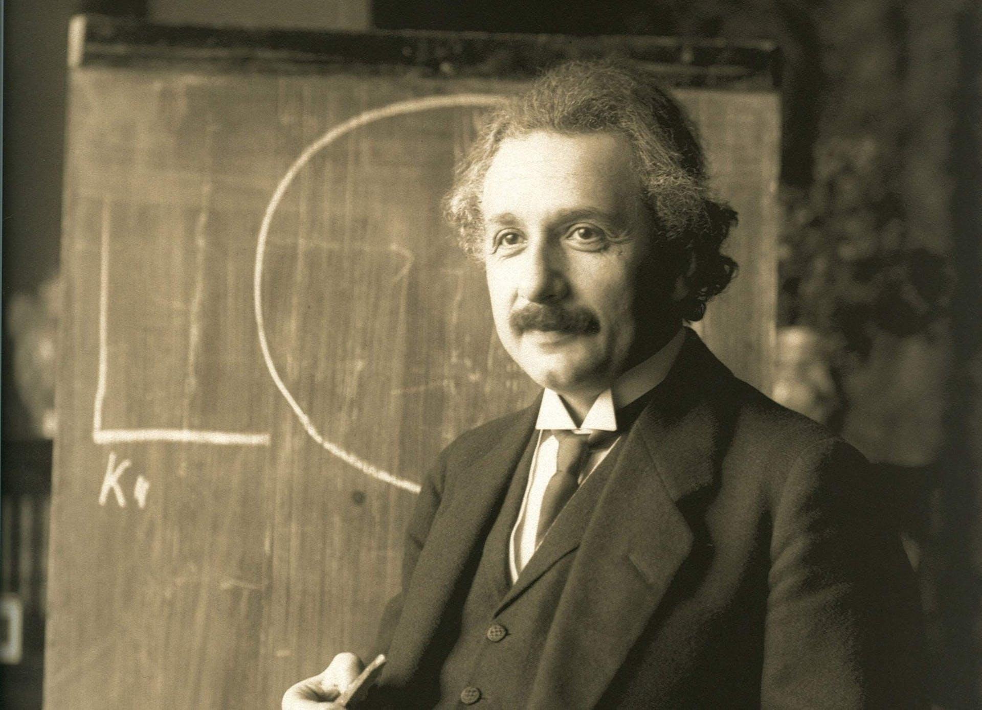 a469d61d6c2 Albert Einstein och relativitetsteorin för nybörjare | illvet.se