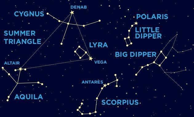 Stjernebilledet Lyren