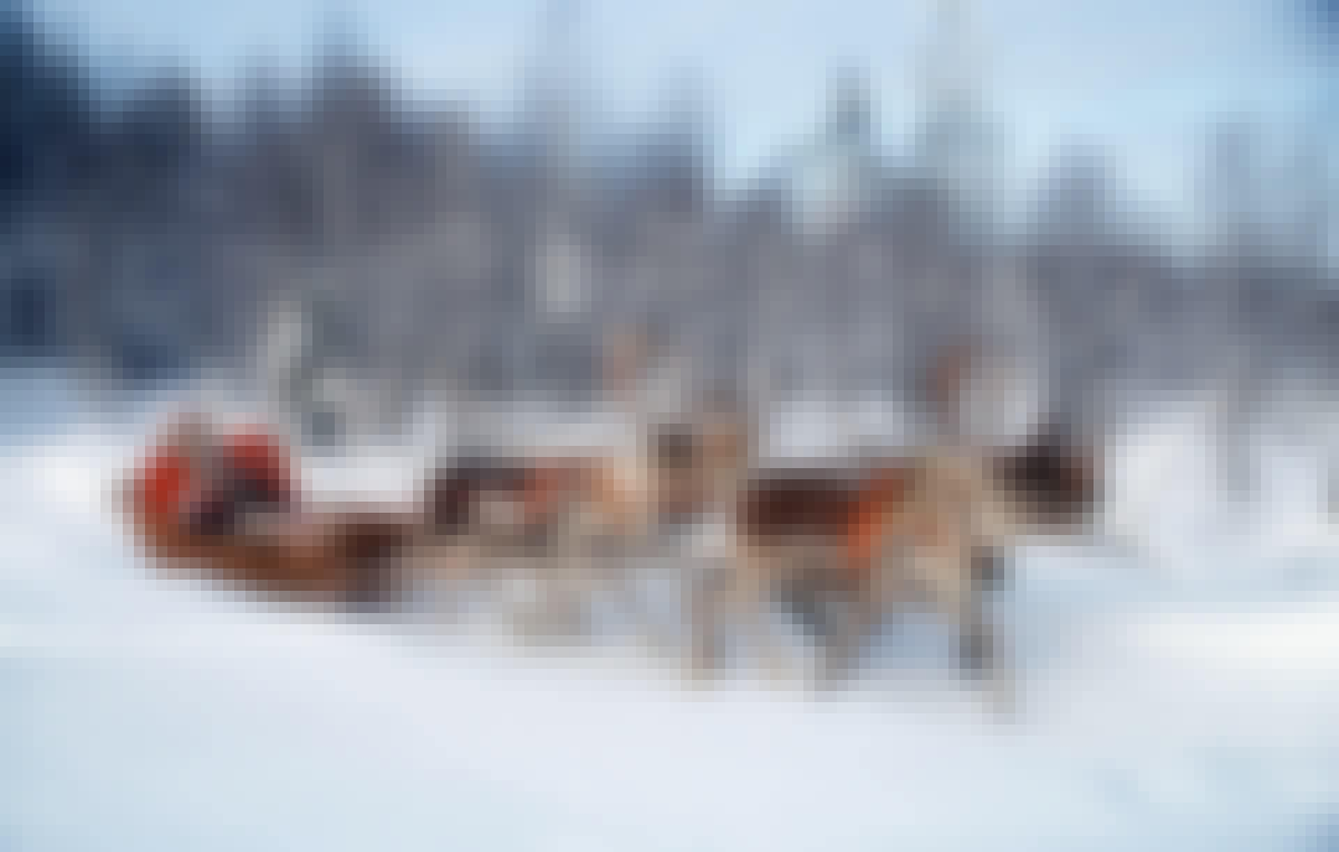 Joulupukin reki