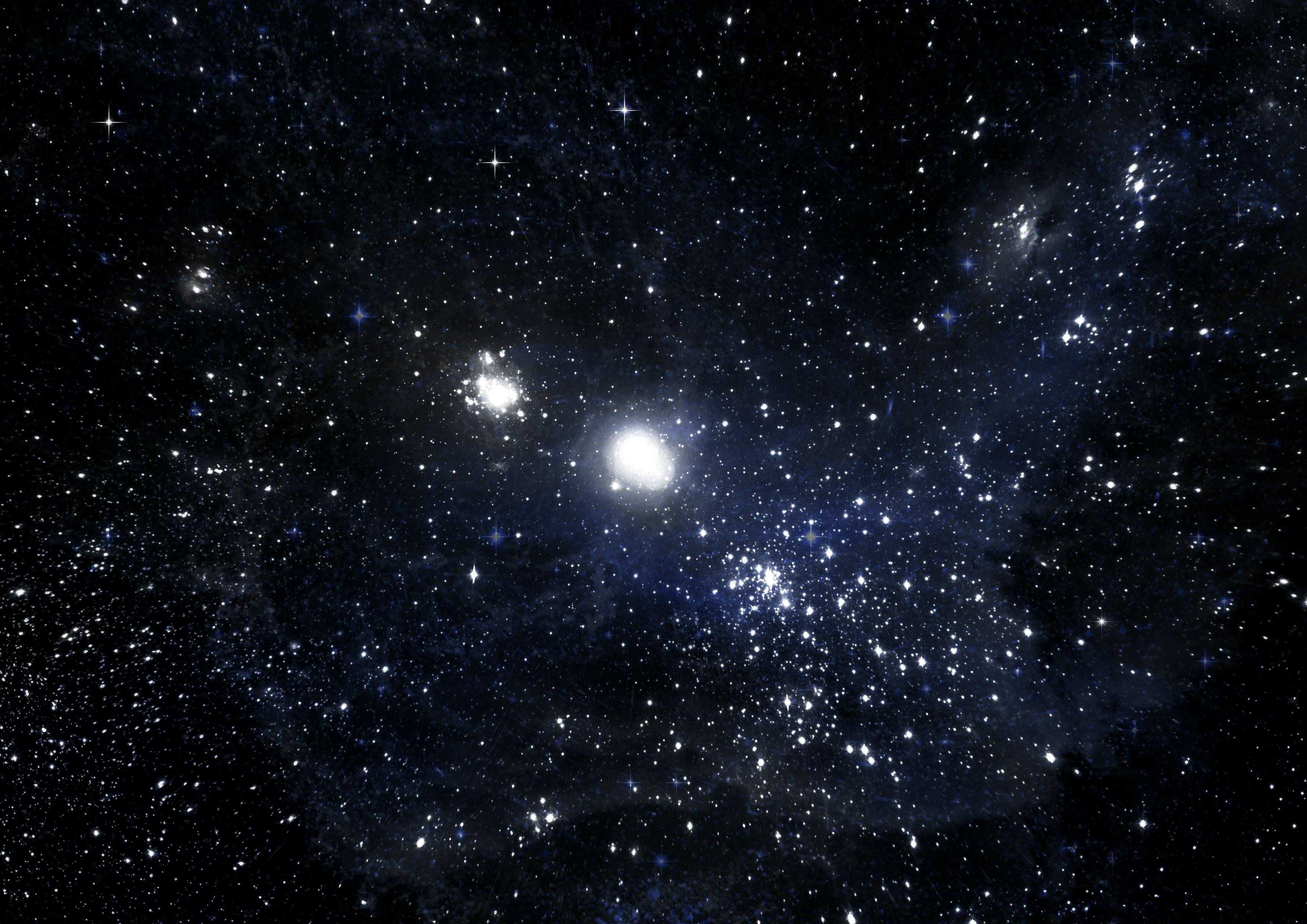 mörk materia och mörk energi