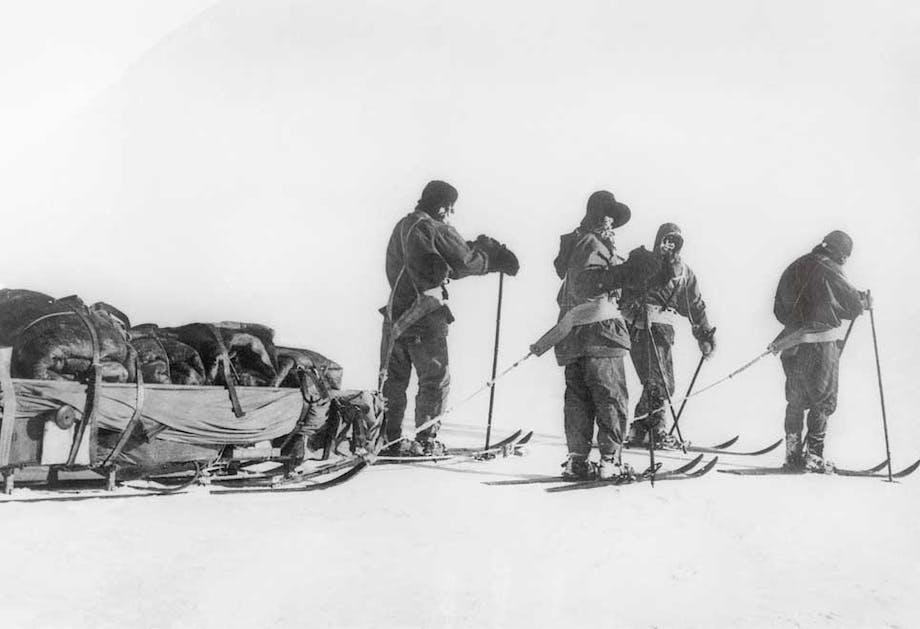 Dödsdömda på Sydpolen | illvet se
