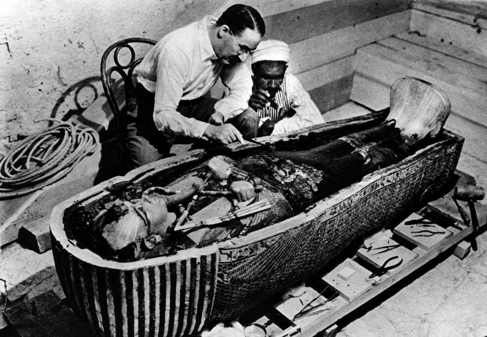 Tutankhamonin hautakammio