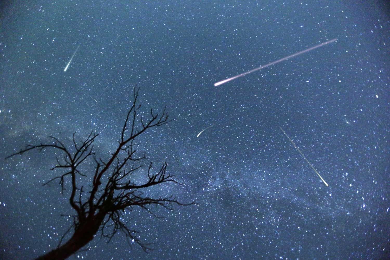 Meteorer eller meteoritter