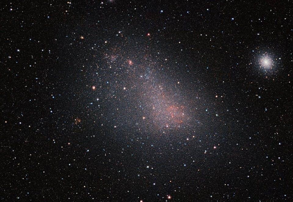 Den lille magellanske skyen