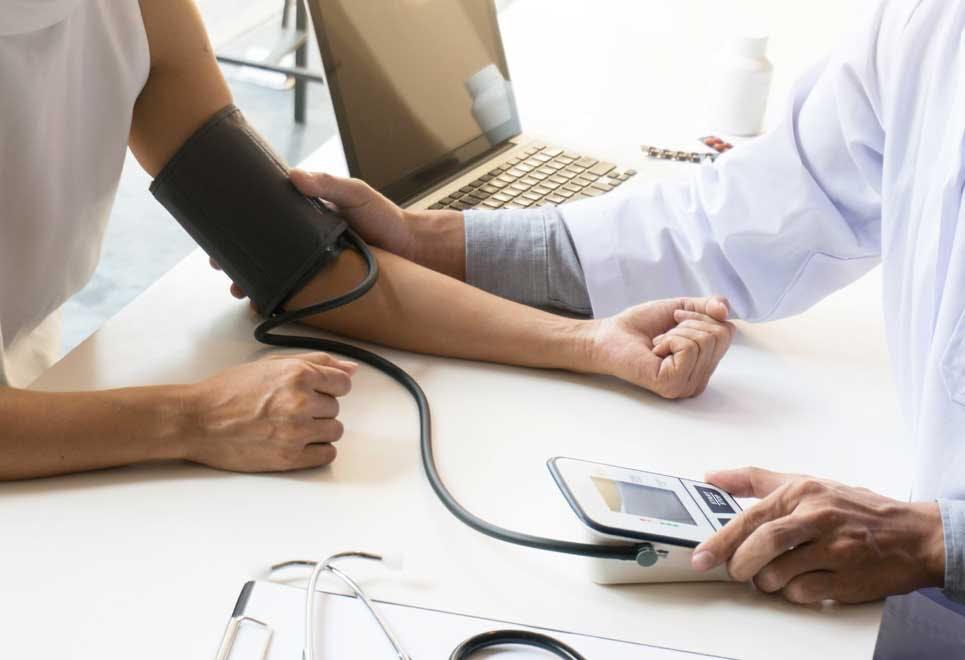 Måling af blodtrykket