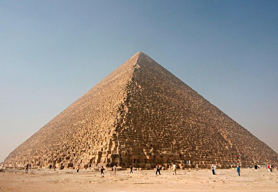 Kheopsin pyramidi