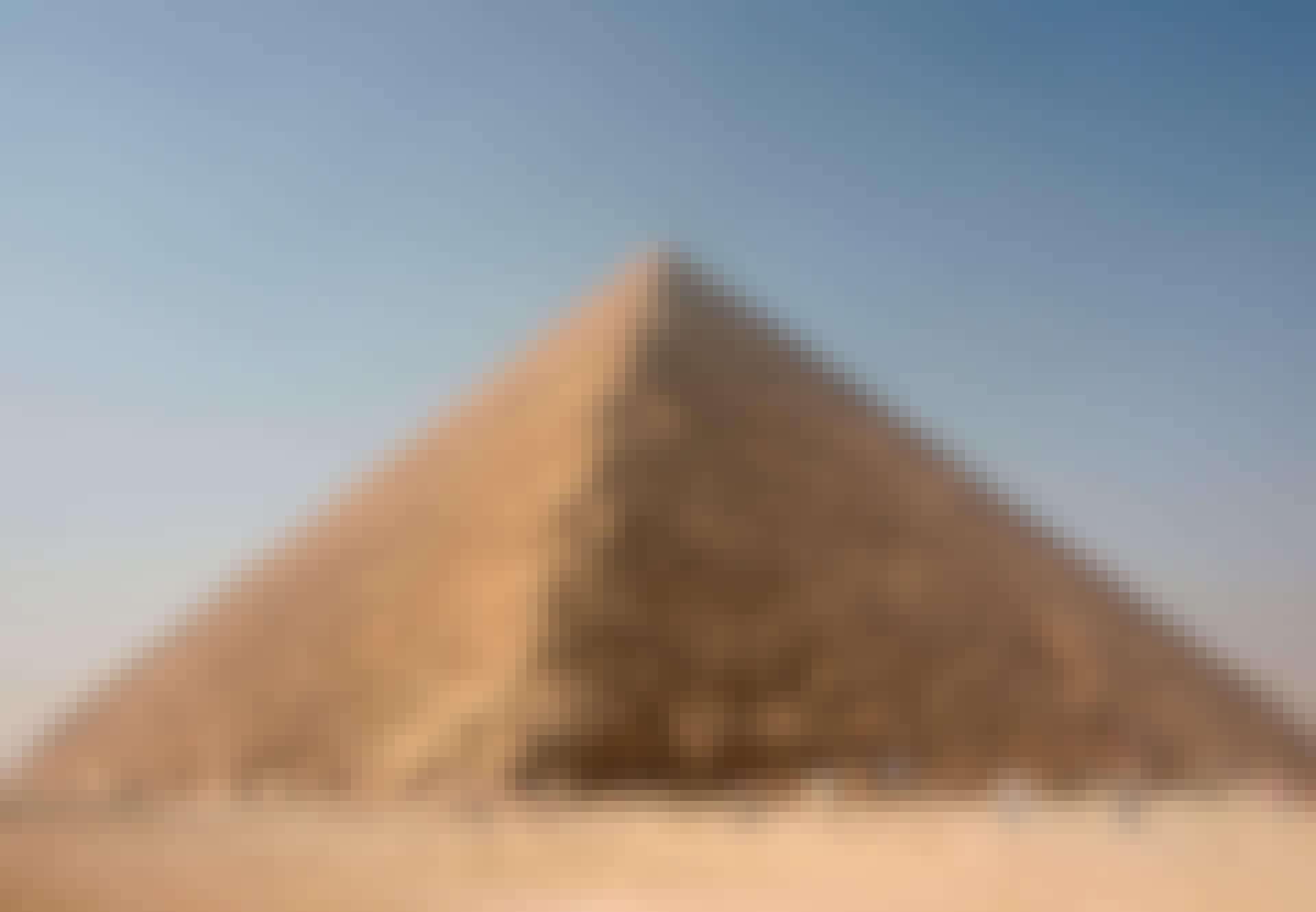 Cheops-pyramiden