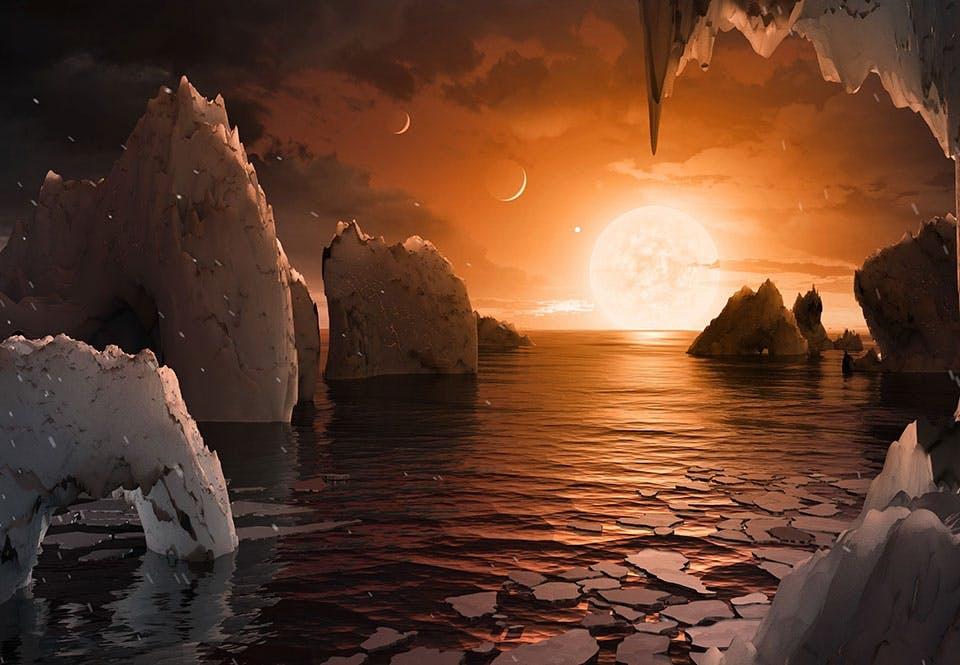 Avaruuden elämää
