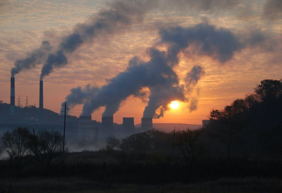 CO2 og drivhuseffekten