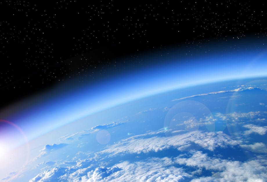 Jordens atmosfære og drivhuseffekten