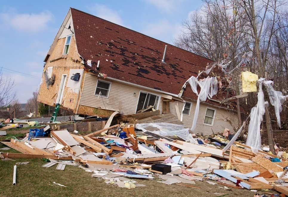 Historiens værste tornadoer