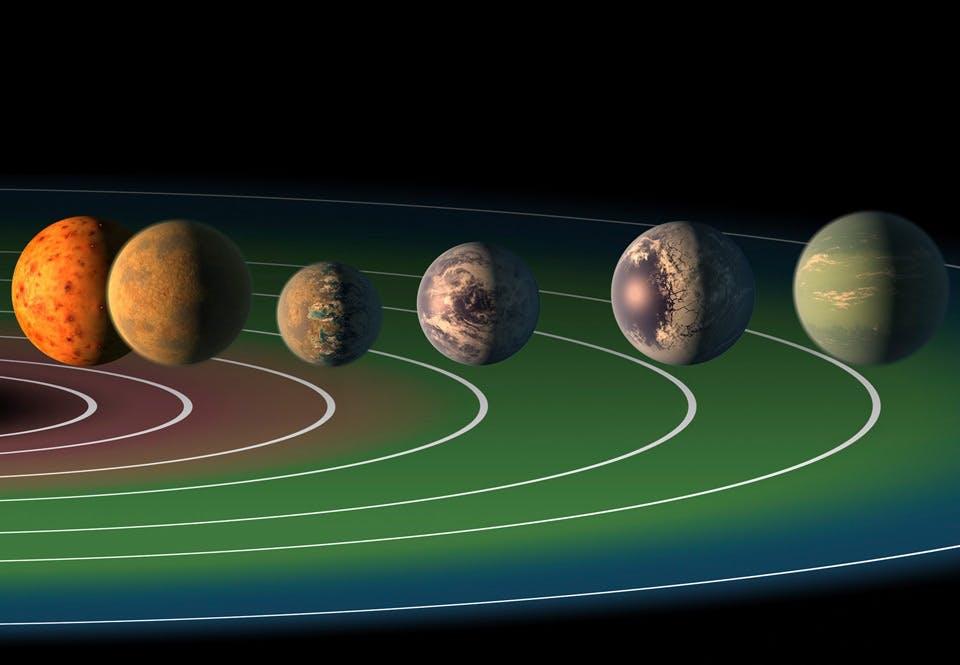 Exoplaneter