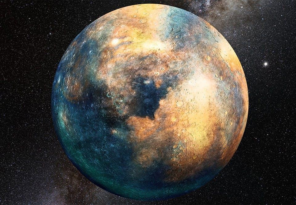 Den tionde planeten