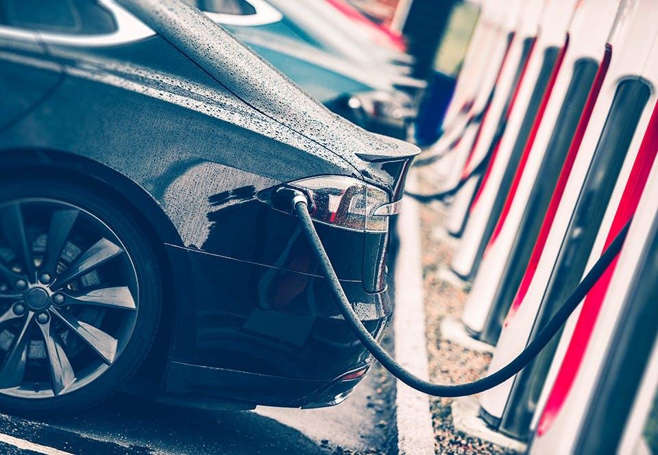 Doorbraak Elektrische Auto S Gaan Opladen Tijdens Het Rijden