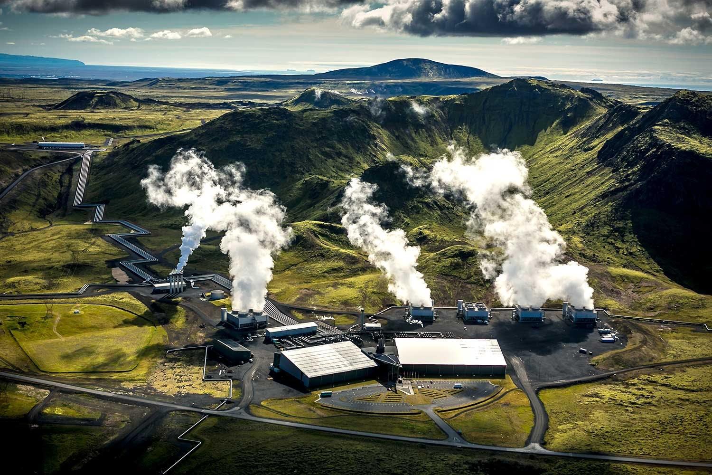 CO2 wordt ongeschadelijk gemaakt