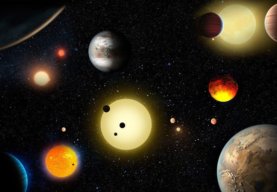 Exoplaneten