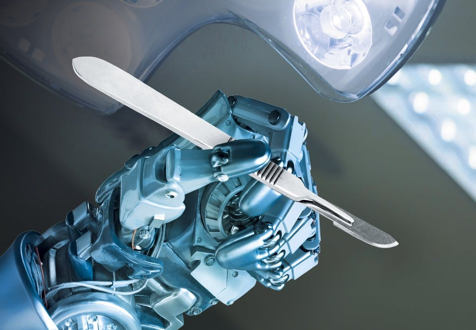 Robotoperasjon