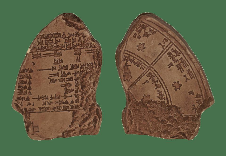 Babyloniska tavlor