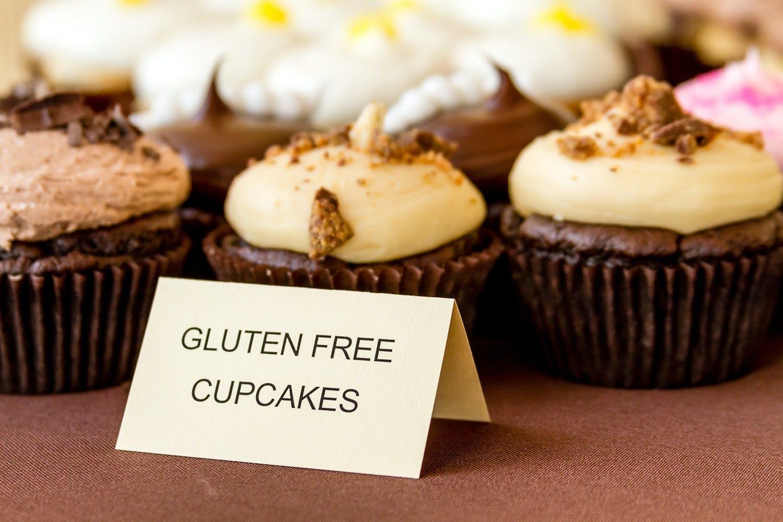 Glutenvrije cakejes