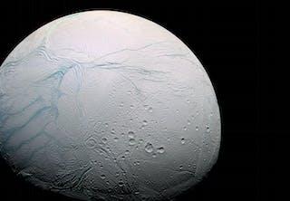 Liv i rommet Enceladus