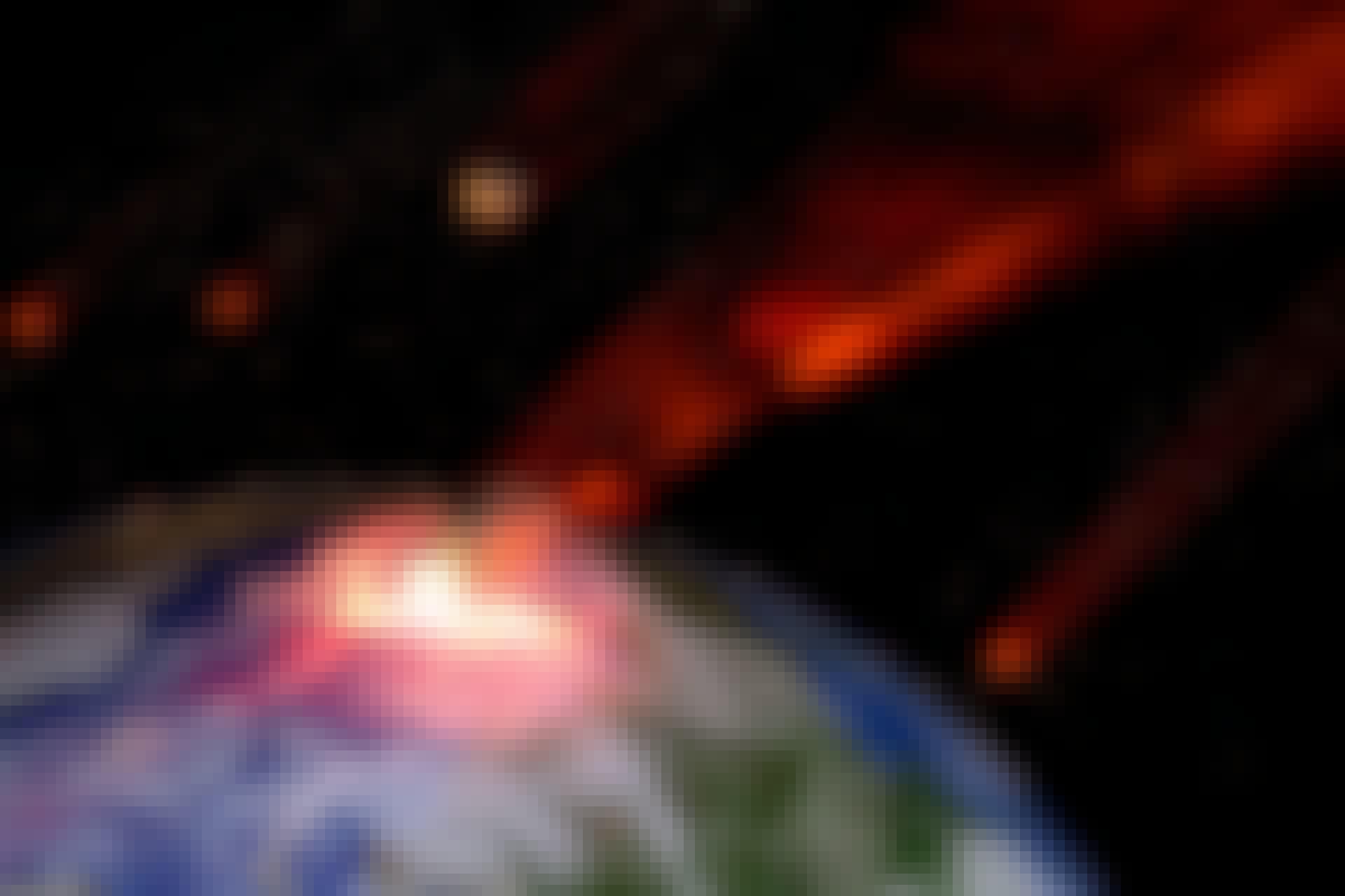 Ødelæg Jorden med din egen meteor
