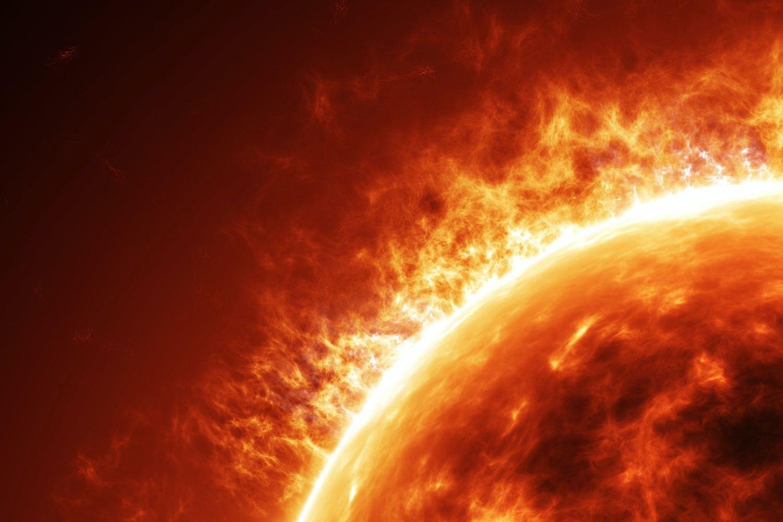 Solstormar