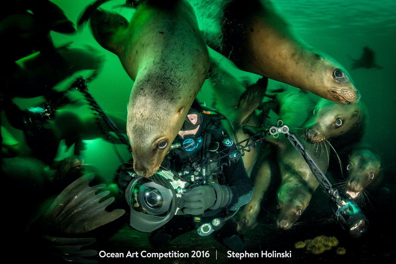 Ocean Art Photography