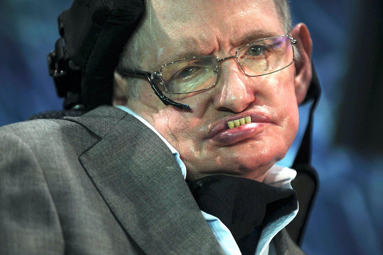 Hawking advarer