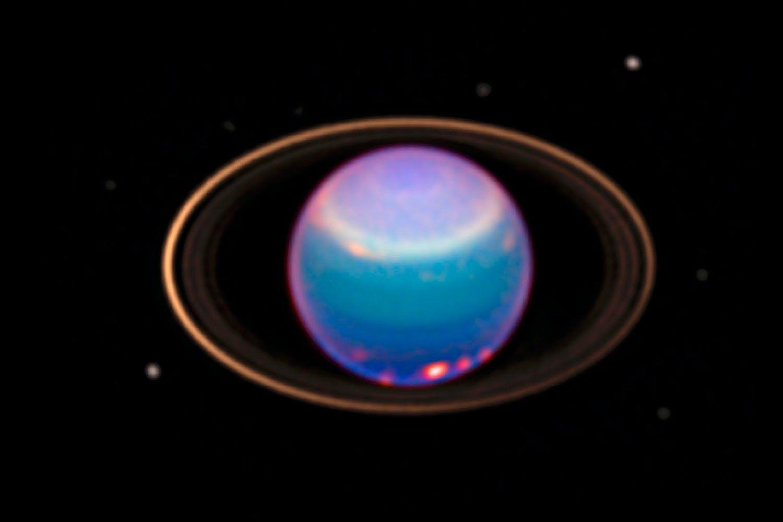 Uranuksen kuut