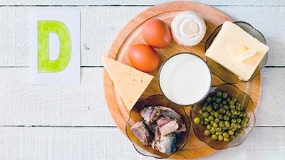vitaminer för äldre kvinnor