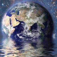 Tulivuori vesi tuli Maahan