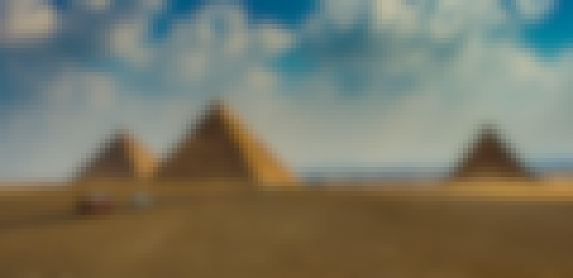 Gizeh Piramiden