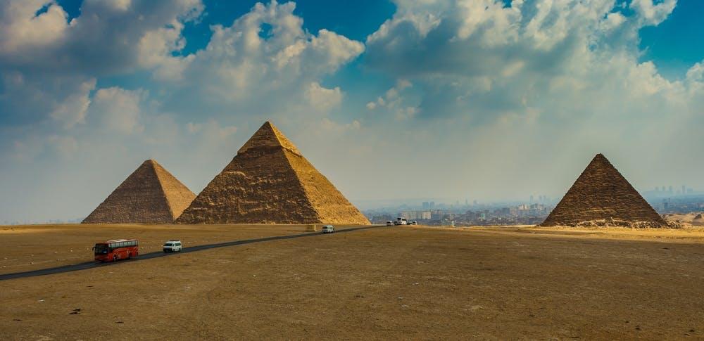 Giza Pyramiderne