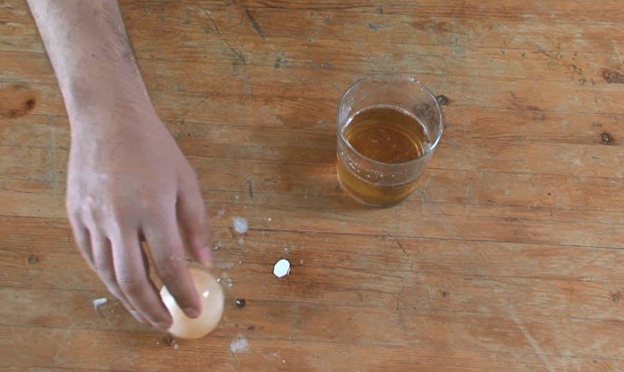 Hemmalaboratoriet: Få ägget att studsa