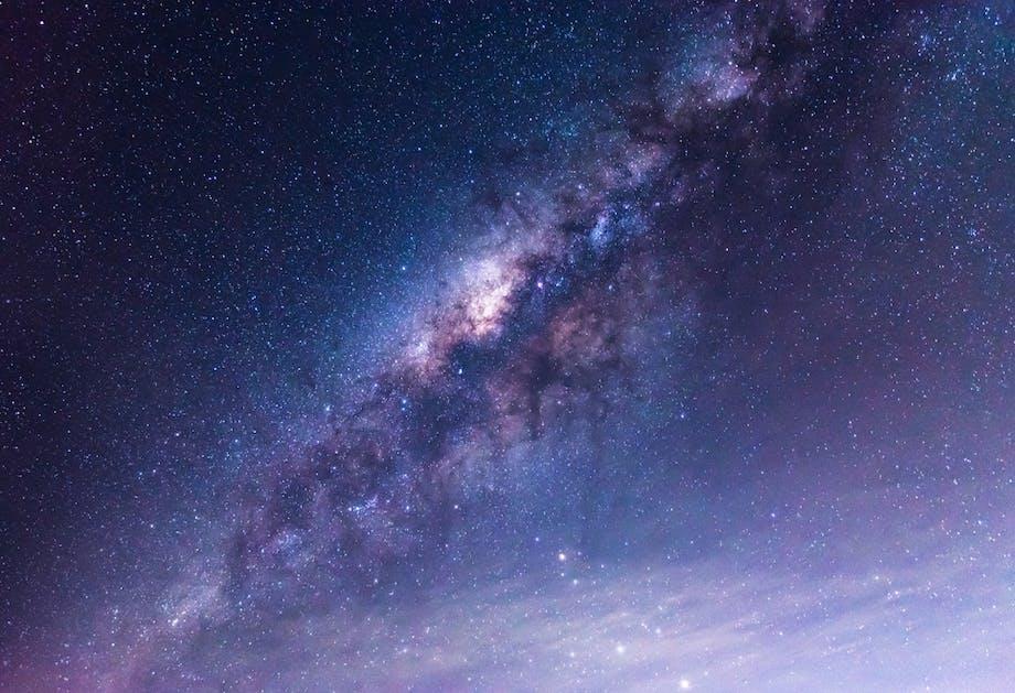 Mælkevejen planeter