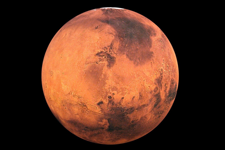 Mars duidelijk