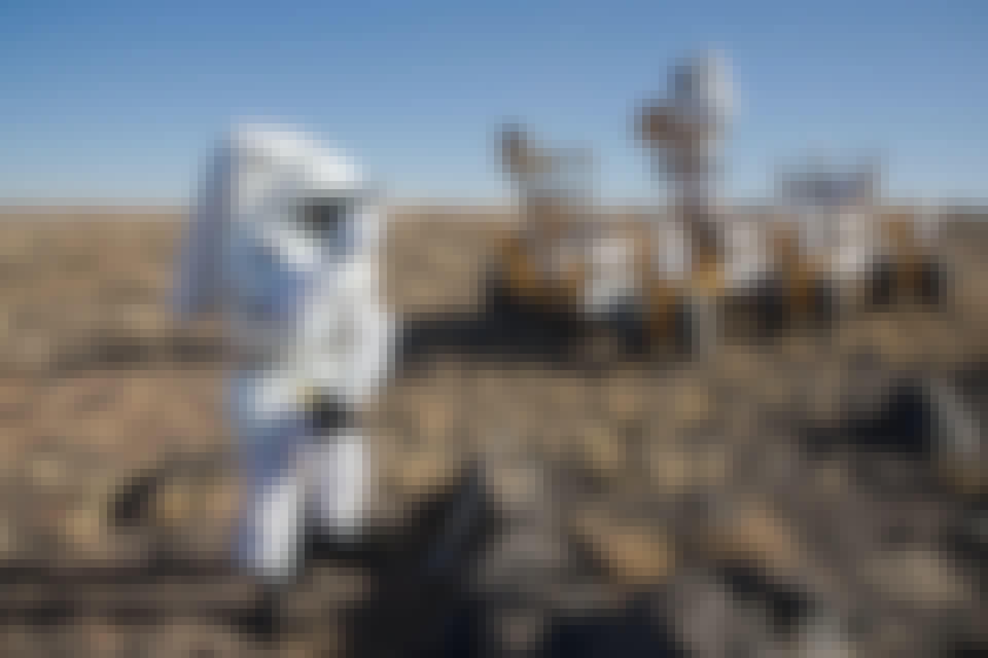 Selviäisitkö Marsissa?