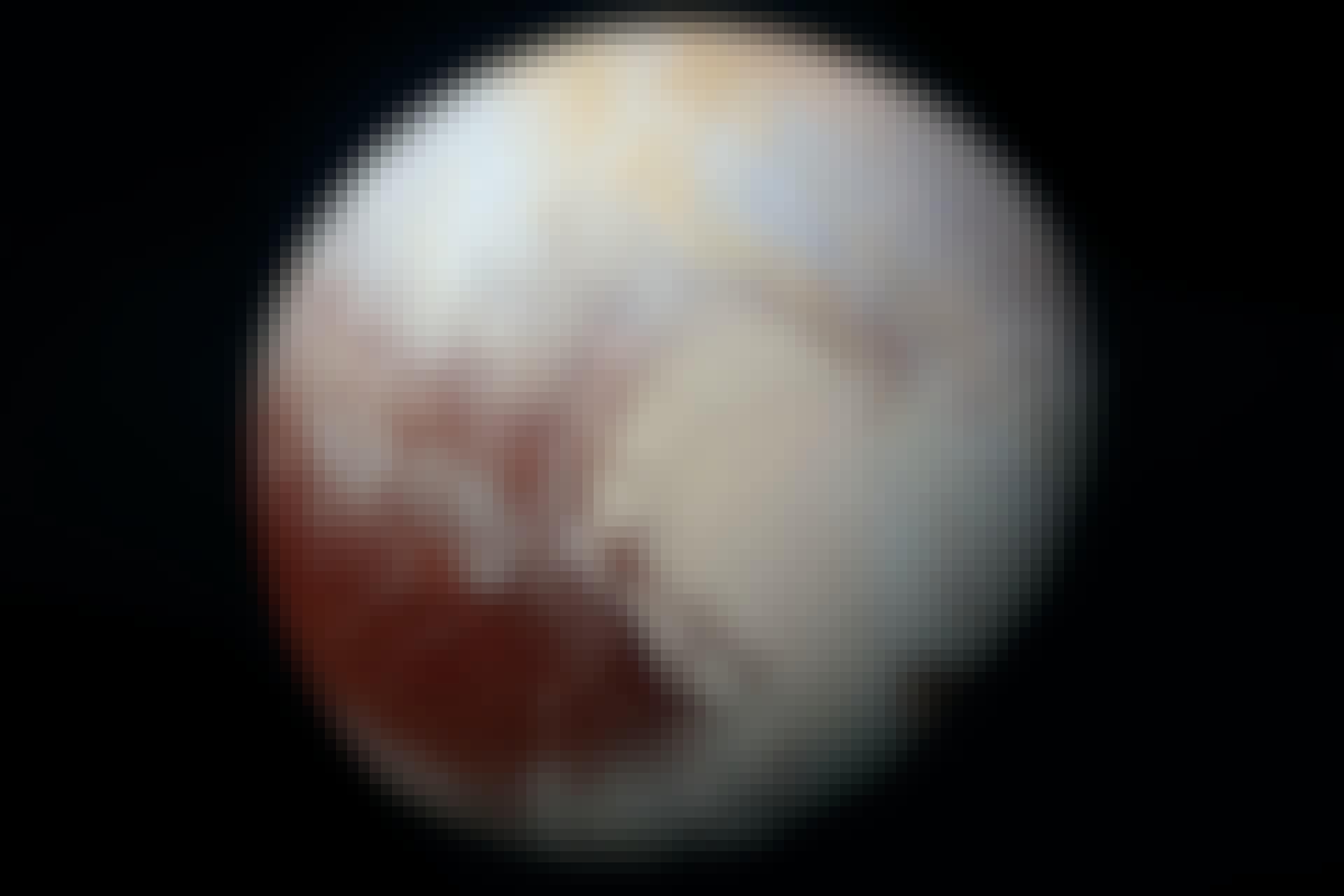Pluto – Tutustu Plutoon LÄHELTÄ