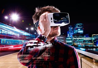 Virtual reality beleeft eindelijk zijn doorbraak