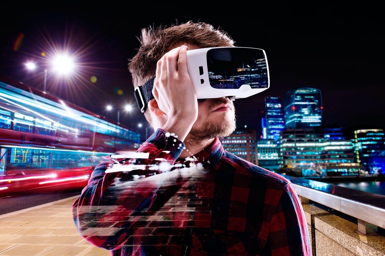 Virtual reality har fået sit endelige gennembrud.