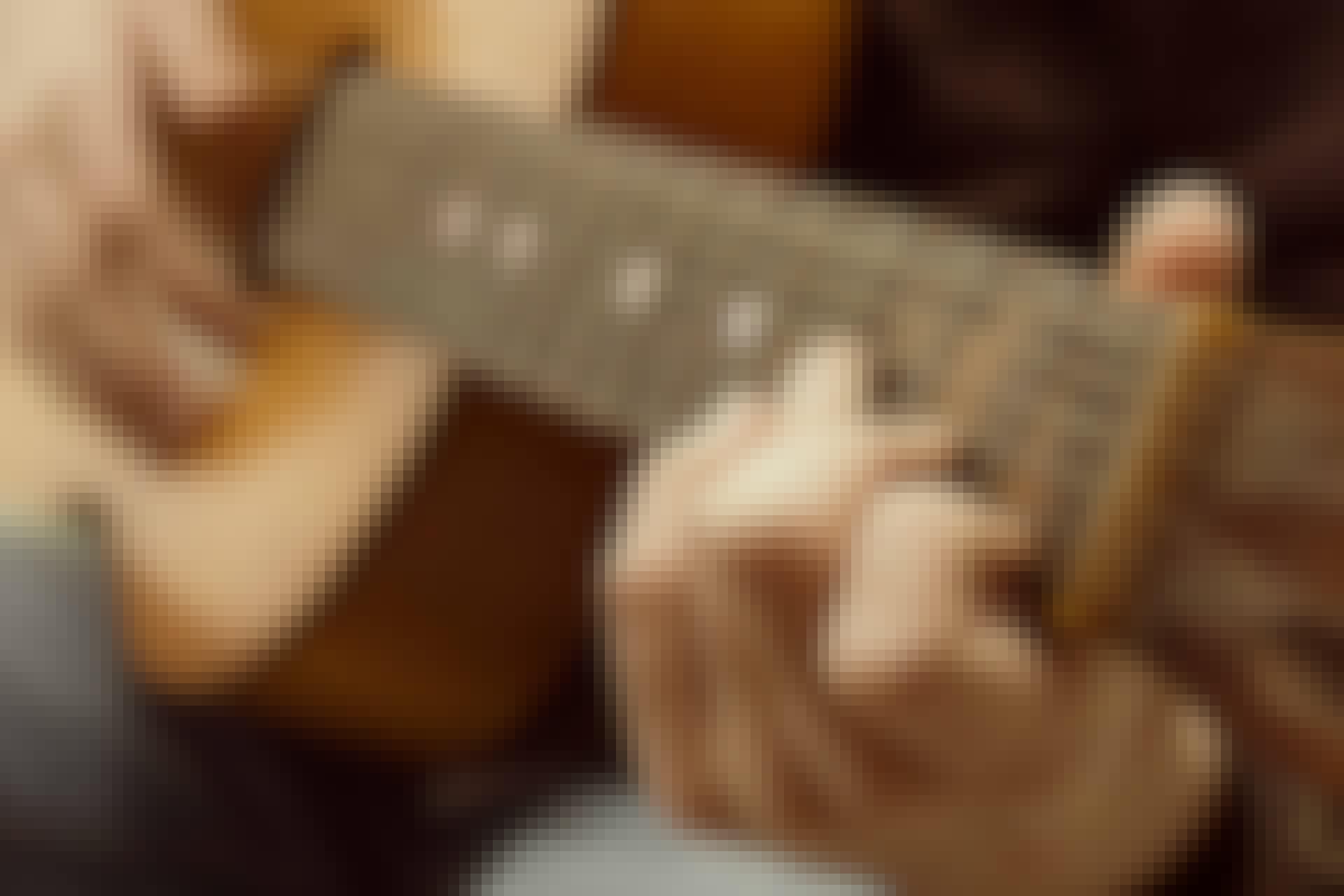 guitar close